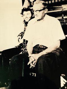 Nils Lofgren and Mr. Carter