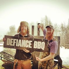 Defiance BBQ Restaurant located inside Sunlight Mountain Inn. Open Tuesday-Thursday 5-10pm and Friday-Sunday 2-10pm!