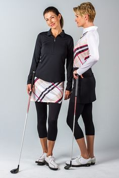 SanSoleil SolCool® Sun Protection Apparel | Golf4Her