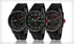 Men's and Women's Red Line Watches (Up to 88% Off). Nine Styles Available. Free Shipping and Free Returns. - Groupon