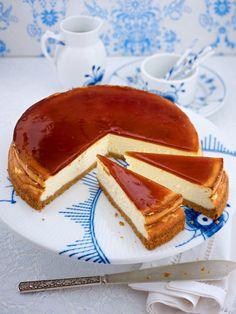 Mokka-Cheesecake
