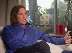 Bruce Jenner Reveals He's Transitioning: Lady Gaga, Andy Cohen and More Celebs Offer Words of Support  Bruce Jenner, Diane Sawyer Interview