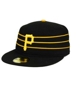 New Era Pittsburgh Pirates Authentic Collection 59FIFTY Cap - Black 6 1 2 ba3ccd02a6a2