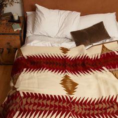 Branded Arrow Pendleton Blanket Robe on Wanelo Boudoir, Navajo Style, Bohemian Decor, Bed Spreads, Warm And Cozy, Decorative Throw Pillows, Bed Pillows, Arrow, London