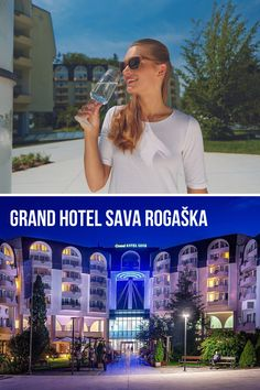 Рогашка Слатина – один из лучших термальных курортов в Словении с более чем 400-летней традицией в курортном лечении, с уникальной минеральной питьевой водой с самым богатым содержанием магния в мире. Mедицинский центр ROI MEDICO & SPA в отеле предлагает различные медицинские, велнес и косметические процедуры, а также лечебные программы для диабетиков, против боли в спине и суставах, антистрессовые программы, похудения и детокс #детокс #словения #лечение #диабет #лечениедиабета #релакс… Grand Hotel, Clinic