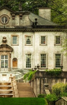 The Preppy Fox — seasonsofwinterberry:   Swan House, Atlanta,...