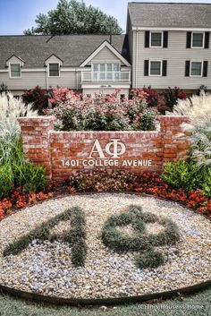 The Phi chapter of Alpha Phi at the University of Oklahoma. such a pretty house Sorority Life, Sorority Houses, Sorority Row, Miss Oklahoma, Norman Oklahoma, University Of Oklahoma, Sorority Crafts, Alpha Phi, Fraternity