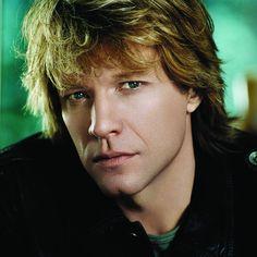 Jon Bon Jovi - one gorgeous hunk of man!