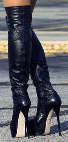 Von In Besten 229 Die Overknee Stiefel 2019 Leder Bilder BWQCderox