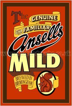 Birmingham England, Aston Birmingham, Brewery, History, Advertising, British, Kid, Drinks, Classic