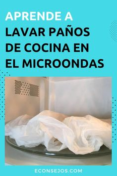 Cómo Lavar Paños de Cocina Cleaning Recipes, House Cleaning Tips, Cleaning Hacks, Stain On Clothes, Laundry Hacks, Konmari, Keto Diet For Beginners, Natural Cleaning Products, Home Hacks