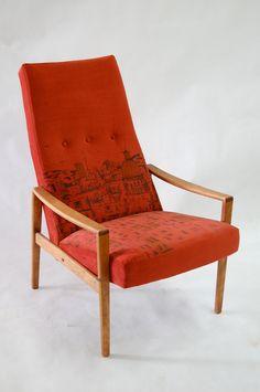 Montreal artisan's upcycled chair