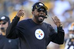 "NYJ v PIT 09-16-12 ~ ""The amazing Mike Tomlin Ladies and gentlemen..."""