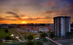 Sunrise @ Potong Pasir by GohRaymond Photography on 500px