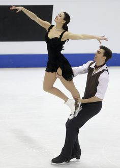 Volosozhar, Trankov win pairs at Euro figure skating champs ...