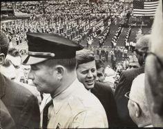 1961 President JFK Army vs. Navy