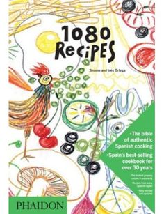 The Spanish culinary bible ;) All the basic Spanish recipes you need!