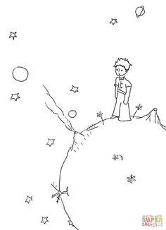 el principito dibujo - Buscar con Google