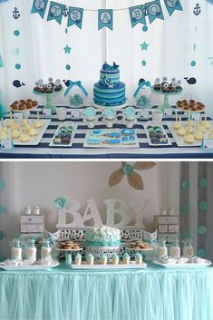 Baby shower 10 activit s faire comment f tes et animation for Deco kamer baby boy idee