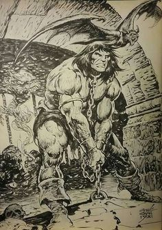 Conan O Barbaro, Vikings, John Buscema, Conan The Barbarian, Hero's Journey, Medieval, Roman, Sword And Sorcery, Story Characters