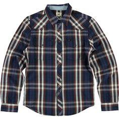 Camicia quadri blu Lee manica lunga - € 41,90 | Nico.it è il tuo nuovo negozio per lo shopping on-line - #shirt #Lee #fashion #camice #moda
