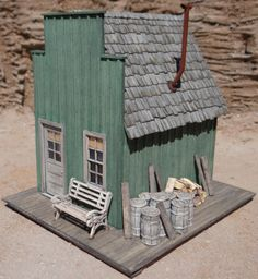 Cold Creek Shed