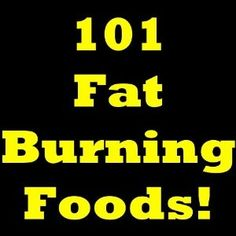 The Top Foods That Burn Fat To Accelerate Your Weight Loss Process ... If you wouldl like to lose weight and keep it off try the tips at http://losingweighthq.com