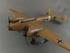 Airfix Bf-110