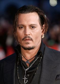 Pin for Later: Catch Up on All the Red Carpet Action at the London Film Festival Johnny Depp At the gala premiere of Black Mass.