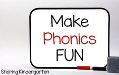 Make Phonics FUN - S