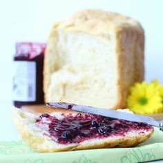 Pane in cassetta al kamut (con la macchina del pane)
