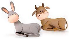 pesebre-burro-buey.jpg (727×414)