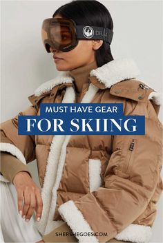 Contrary to what some may think, what to wear skiing and snowboarding is not simply what you might wear on a normal winter day. Here's a handy checklist of what to wear when you are hitting the slopes! #ski #snowboard #packinglist Ski trip packing list, what to wear skiing, what to wear skiing clothes, ski trip outfit, ski trip essentials, ski trip outfit woman, ski trip packing list women Ski Trip Packing List, Packing Lists, Ski Trip Outfit Woman, We Wear, What To Wear, Snowboarding, Skiing, Shopping Places, Travel Hacks