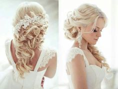 My future wedding hair <3