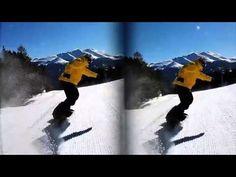 Vitrima tranforma instant filmuletele intr-o filmare 3d Video, Video Game, Virtual Reality Videos, Gopro Camera, Vr, Snowboarding, First World, Filmmaking, Cameras
