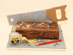 Birthday cupcakes for men diy dads 29 ideas 70th Birthday Cake, Birthday Cakes For Men, Birthday Cupcakes, Cupcakes For Men, Tool Party, Dad Cake, Retirement Cakes, Tool Cake, Diy For Men