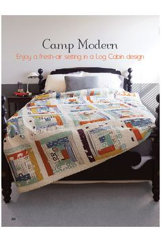Camp Sur and Camp Modern Collections Featured! Camp Sur and Camp Modern Collections Featured! Log Cabin Quilt Pattern, Log Cabin Quilts, Creeper Minecraft, Modern Log Cabins, Rustic Cabins, Embroidery Designs, Log Cabin Designs, Quilt Storage, Quilt Modernen