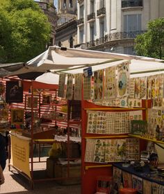 Feria de San Pedro Telmo, Buenos Aires - open air market on Sundays - cannot wait@!