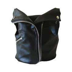 This Faux Leather Vest comes in 3 Sizes, XXS,S,M- Please see Sizes measurements Below. The Faux leather Vest is hand sewn in Melbourne Australia. It is a soft comfortable fit with a slight stretch towards the grain. It has velcro to attach the front two...