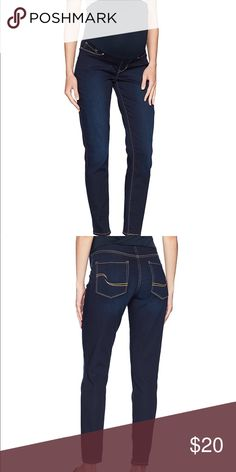 Maternity jeans Great and durable. I loved these. Wore them in 2-3 trimesters. Signature by Levi Strauss Pants Skinny
