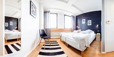 Affordable quality accommodation in the heart of Rovaniemi. Hostel Café Koti´s private rooms and dorms are furnished in Scandinavian style and the homey café offers local products and food.