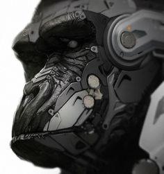 Gorilla Bot by fightPUNCH