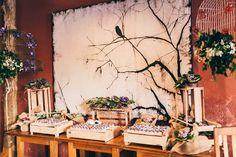 Inspirações para decorar a sua mesa de doces | Blog do Casamento