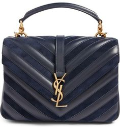 Best Women's Handbags & Bags : Saint Laurent available at Luxury & Vintage Madrid, the world's best selection of contemporary and vintage bags, discover our new arrivals Suede Handbags, Women's Handbags, Designer Handbags, Monogrammed Purses, Sweet Bags, Best Purses, Saint Laurent Bag, Womens Purses, Vintage Bags