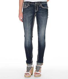 Rock Revival Vivian Ankle Skinny Stretch Jean