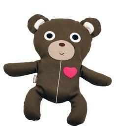 Spa And Herbal Therapy Huggie Bear $28.99  Herbal lavender & buckwheat scented! Comes in light brown or dark brown! Perfect friend for a little baby to grow up with :)