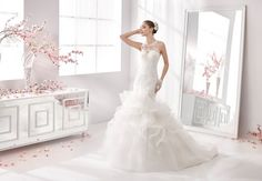 Aurora 2016 Bridal Collection by Nicole Spose - Belle The Magazine