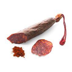 Chorizo Ibérico Bellota ca. 500g Chorizo, Meat, Food, Acorn, Products, Free Range, Pork, Essen, Meals