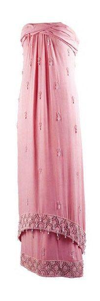 evening dresses, fashion, dream dress, silk chiffon, cassini dress