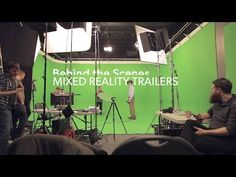 Here's how hard it is to make a mixed-reality trailer for HTC Vive VR games | GamesBeat | Games | by Jeff Grubb